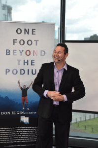 Don Elgin Fundraising Charity speaker