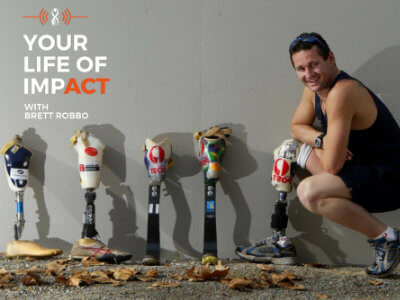 Your life of impact podcast with Brett Robinson and Don Elgin
