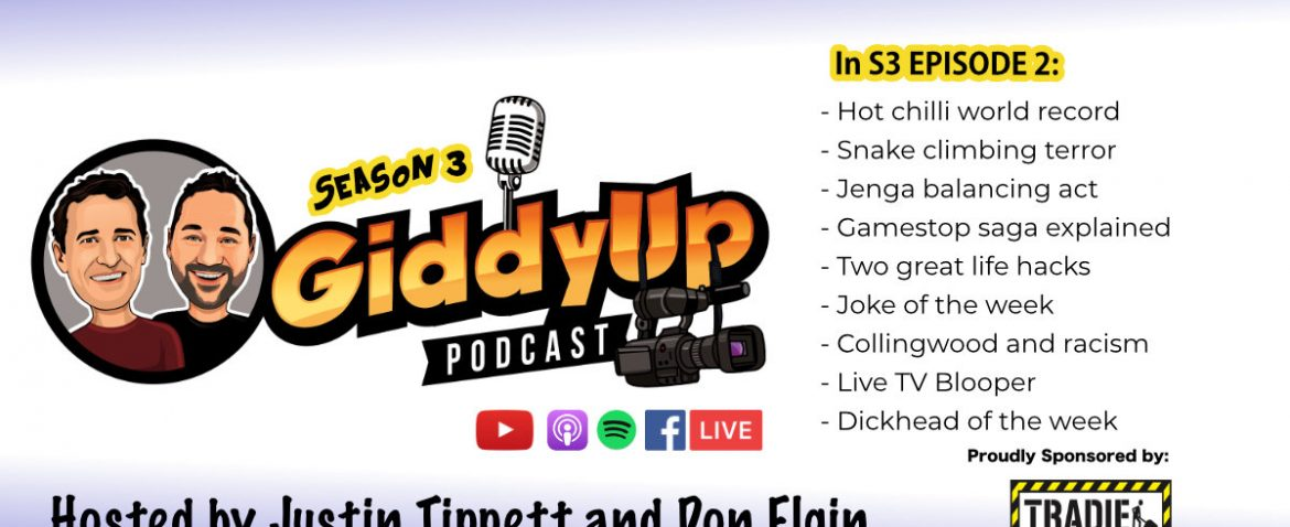 Gidddy Up Podcast S3E2